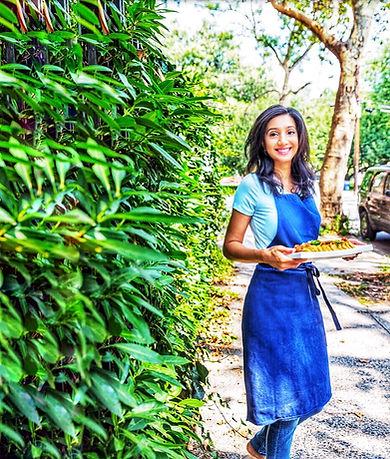 Dalia David Virtual Chef