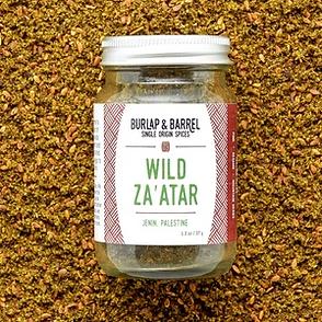 Burlap & Barrel Wild Za'atar