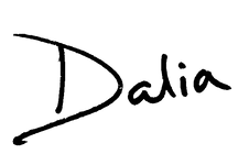 Dalia David Logo