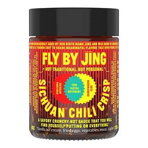 Fly by Jing Sichuan Chili Crisp