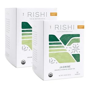 Rishi Tea Jasmine Green Herbal Tea