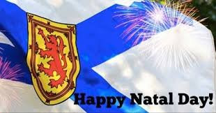 Natal Day August 3, 2020