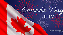 HOLIDAY CANADA DAY