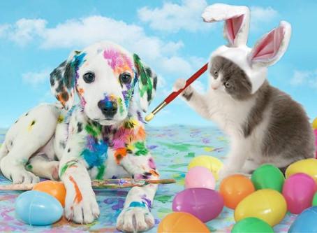 Easter Weekend Hours!