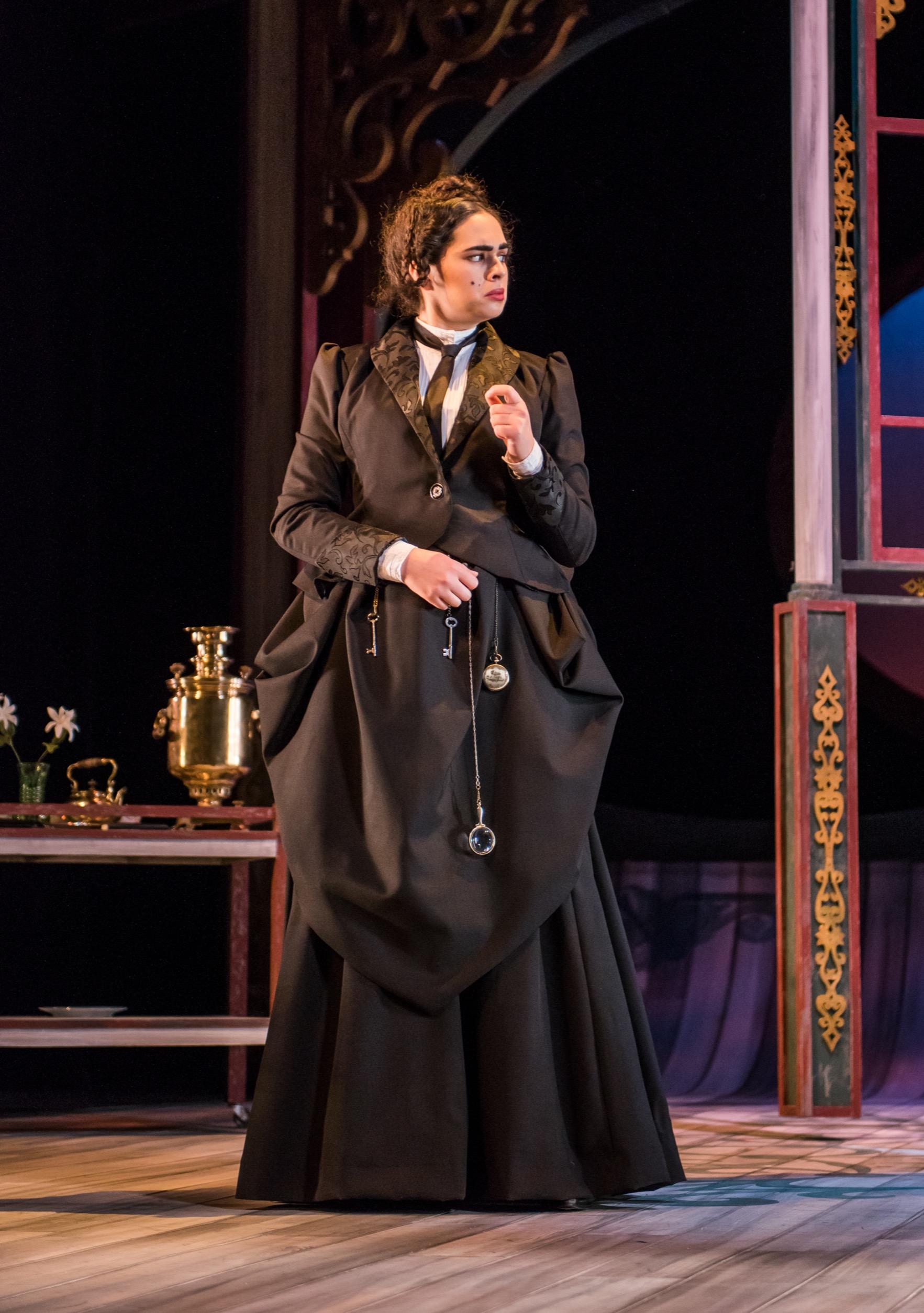 Malvolia from Twelfth Night