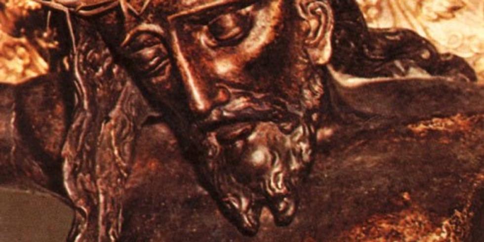 Misa en Honor al Cristo de Esquipulas