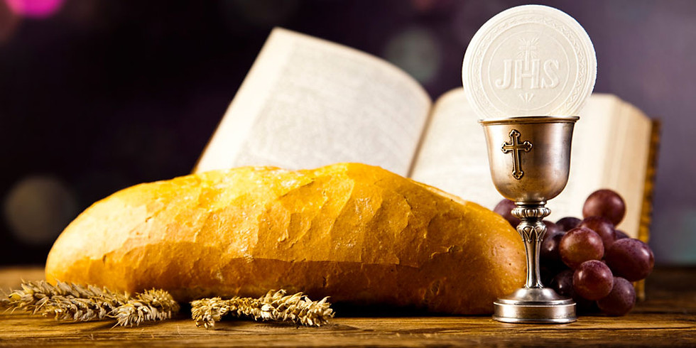 Solemnity of Corpus Christi | Solemnidad de Corpus Christi