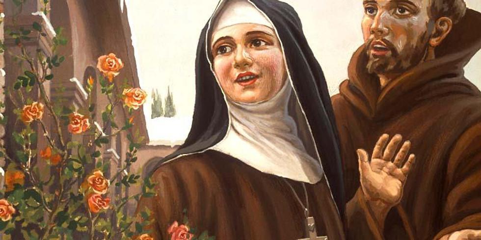 Saint Clare | Santa Clara