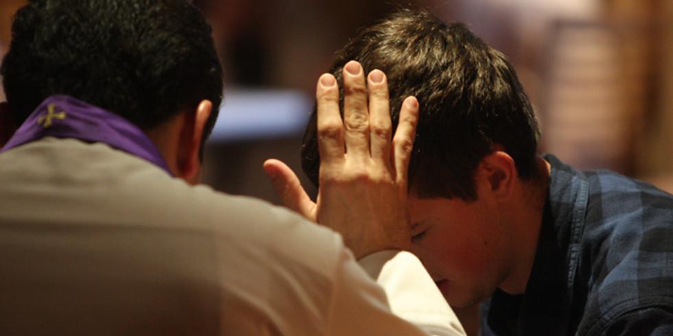 Reconciliation Weekend | Fin de Semana de Confesiones