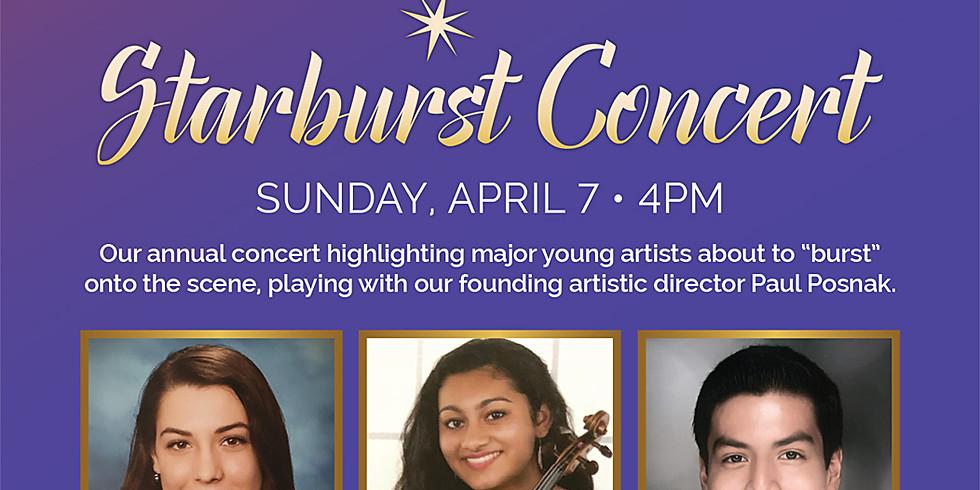 Starburst Concert