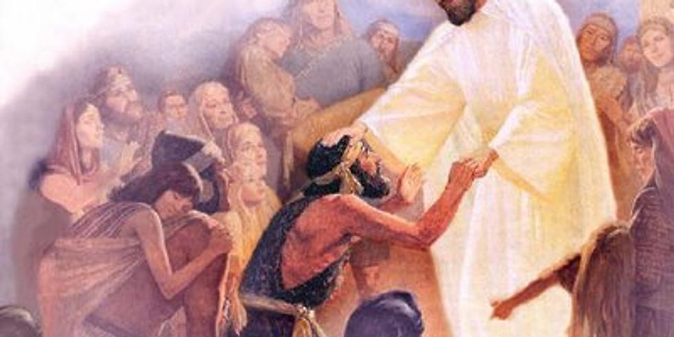 Misa de Sanación