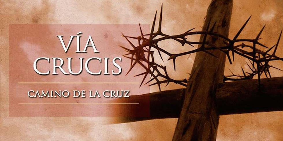 Via Crucis. Procession | Procesión (Bilingual)