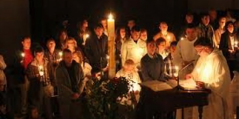 Vigilia Pascual | Easter Vigil (Bilingual)