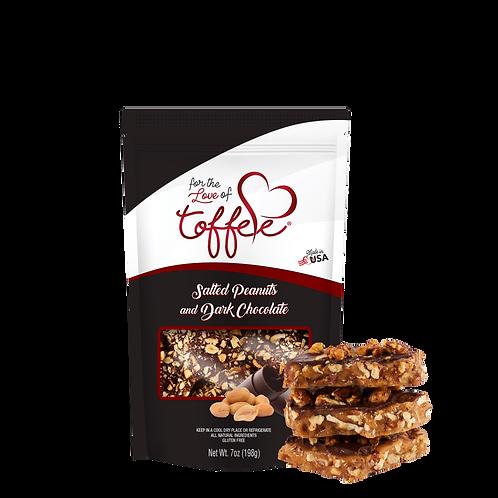 7 oz Salted Peanuts & Dark Chocolate
