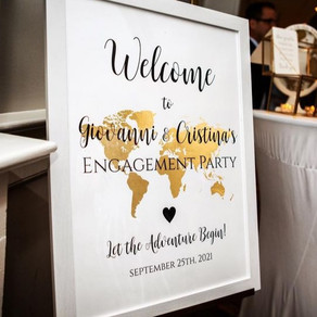 THE ULTIMATE ENGAGEMENT PARTY CHECKLIST
