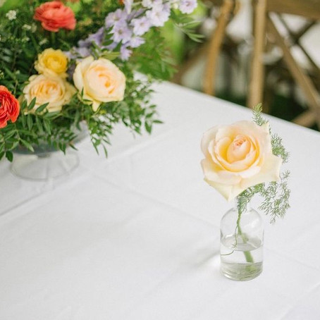 INCORPORATING PANTONE'S COLORS OF THE YEAR INTO YOUR WEDDING