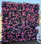 Beloved Flower Wall