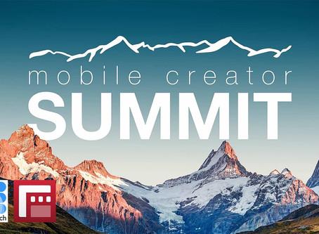 WEEK 2 of MobileCreatorSummit