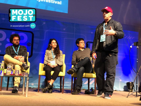 MoJo Fest - Future trends of Smartphone Filmmaking