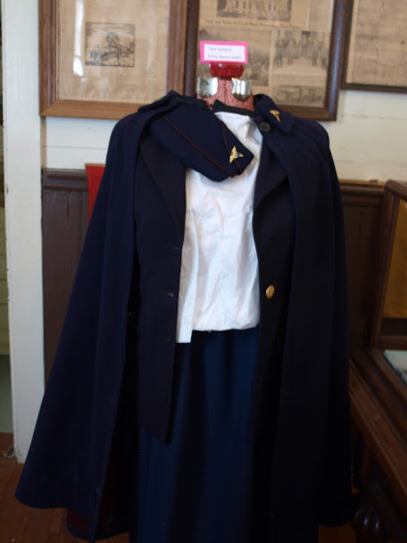 Cora (Osheim) O'Brian – WWII – Nurse Uniform