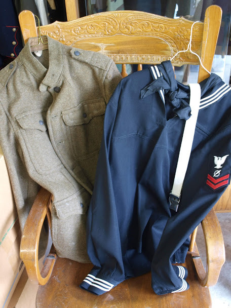 Jacket - WWI and Navy (Sailor) - WWII