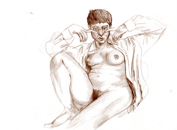 #2 Let's talk about nudity