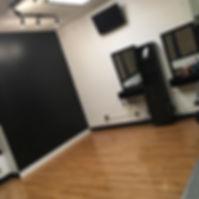 Black and White Barbershop