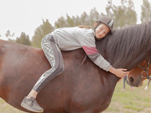 Vai jāšana ir veselīga zirgam?
