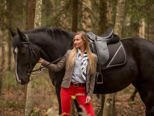 Zirgs fotosesijai vai pasākumam