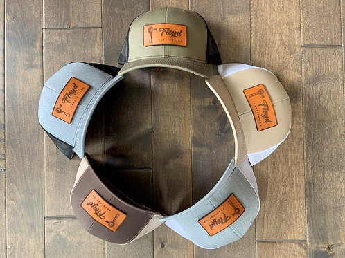 Floyd Fabrication Hats