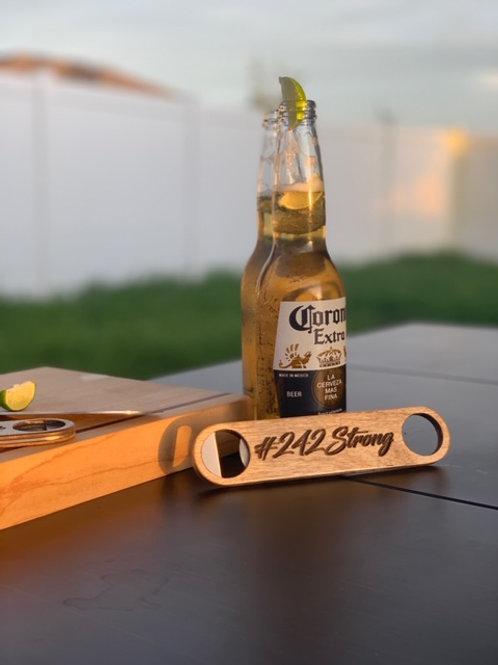 #242Strong Bottle Opener