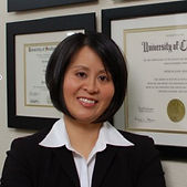 Portrait of San Mateo Dentist Orthodontist Patty Sing Choi