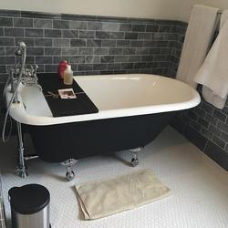 #bathroomreno #rejuvenation #bubblebath