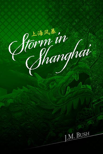 Storm in Shanghai