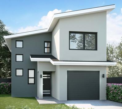 Narrow Lot 3 Bedrooms + 2 Bathroom Home