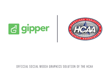 Gipper Signs Partnership to Become the Official Social Media Graphics Solution of the HCAA
