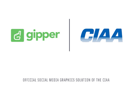 Gipper Signs Partnership to Become the Official Social Media Graphics Solution of the CIAA