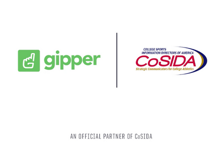 Gipper Signs Partnership to Become Official Partner of CoSIDA