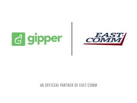 Gipper Signs Partnership to Become Official Partner of East-Comm