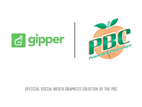 Gipper Signs Partnership to Become the Official Social Media Graphics Solution of the PBC