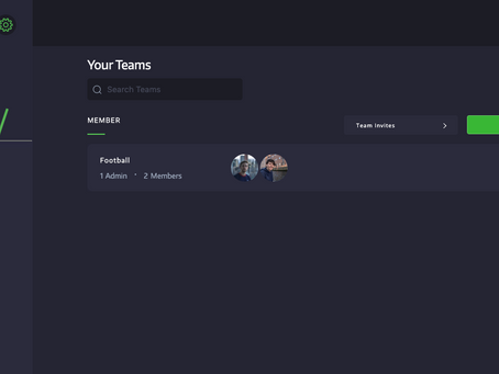 How To: Creating Teams on Gipper