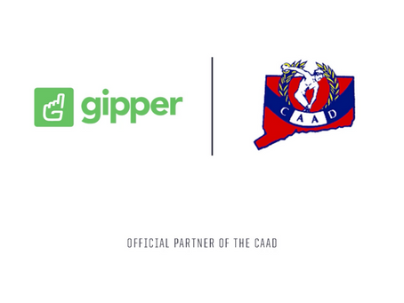 Gipper Signs Partnership to Become an Official Partner of the CAAD