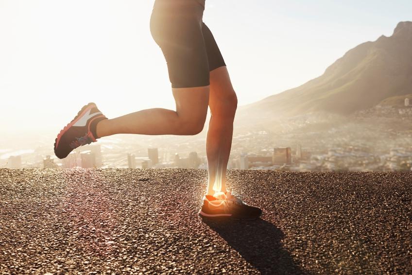 Ankle-Injury-Running