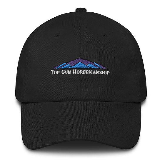 Top Gun Horsemanship Cotton Cap