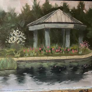 Gardens study