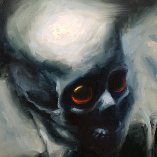 Cráneo study #2