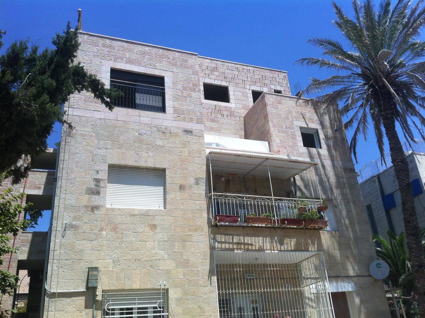 Levi - at home in jerusalem (2)