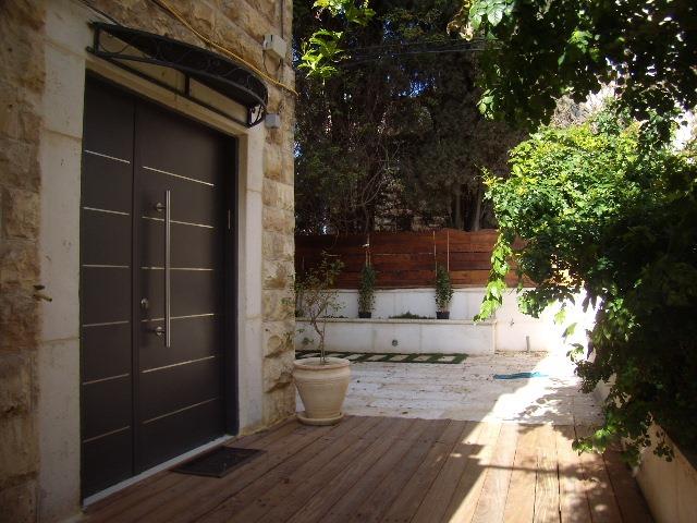 Itamar Ben Avi - at home in jerusalem (1