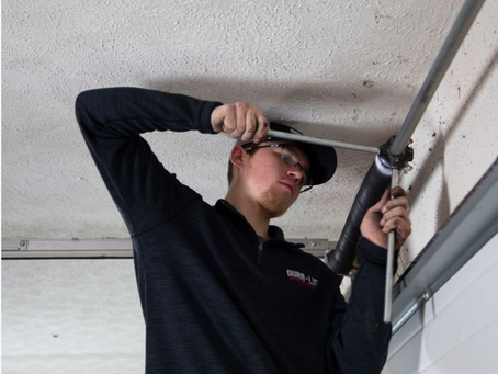 How to Safely Maintain Garage Door Torsion Springs in 5 Easy Steps