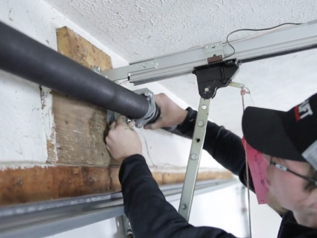 How to Replace Your Garage Door's Torsion Springs Like a Pro